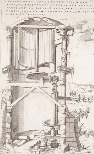 Teatro dos instrumentos e das máquinas