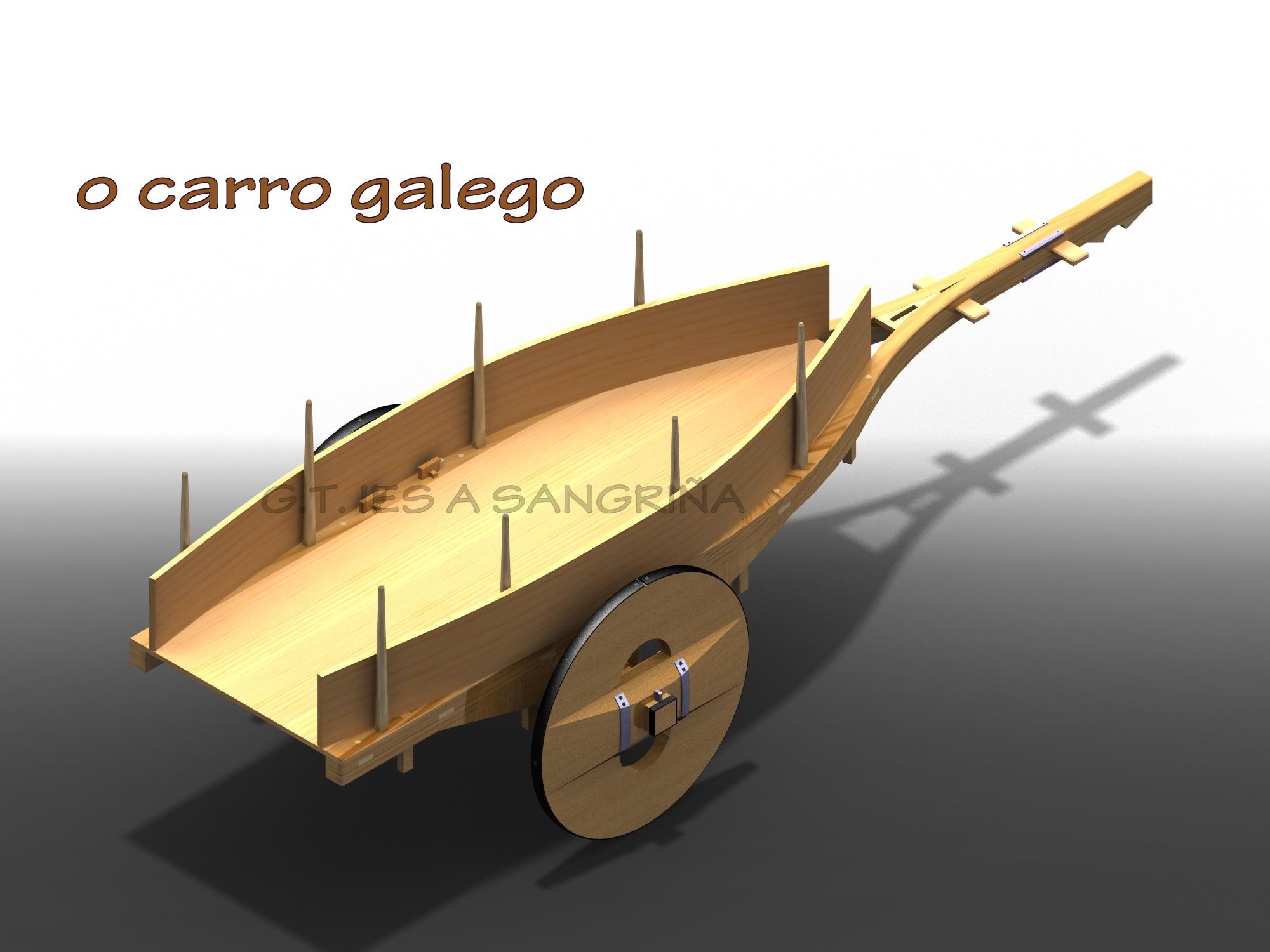 O carro galego I