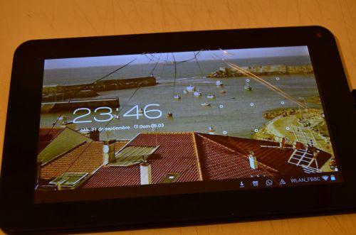 Recuperación de archivos dunha tablet con SnapPea