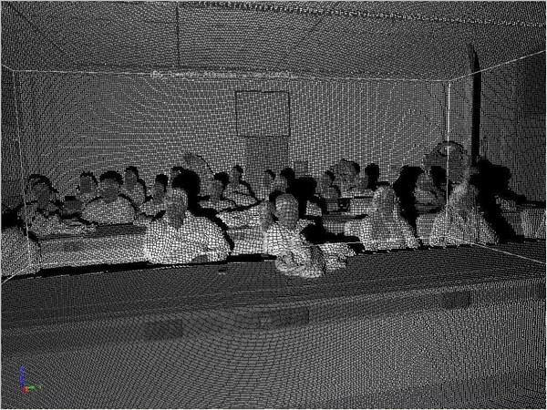 escaneado laser en 3D